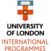 University of London International Distance learning programs